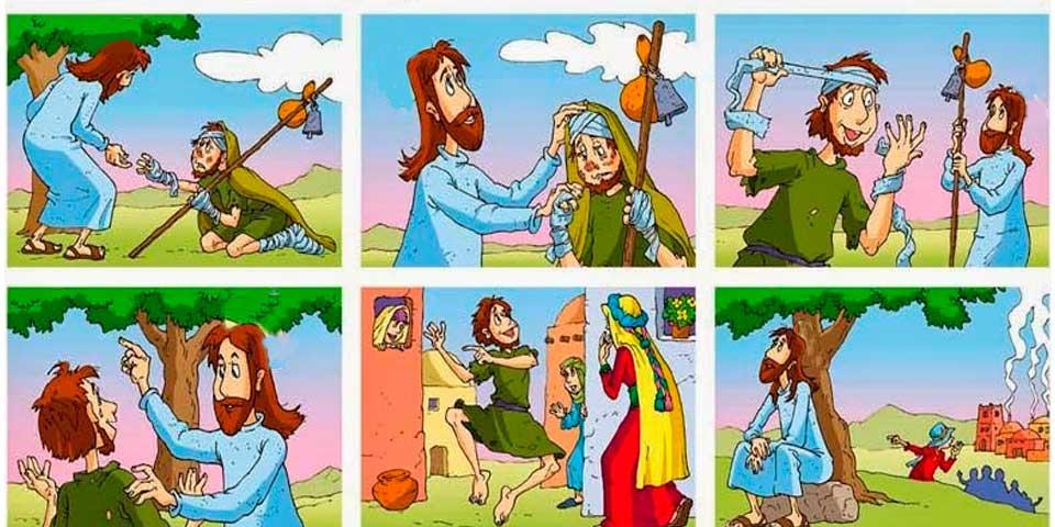 Todo es posible: Jesús sana a un leproso