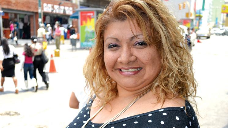 Yusmely Sanchez.