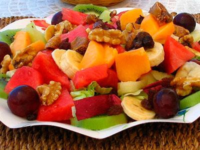 ensalada-de-fruta-con-nuez
