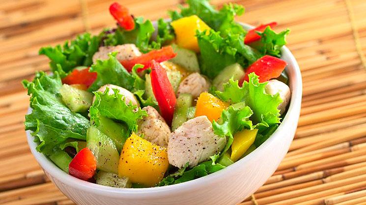 ensalada-de-pollo-agridulce
