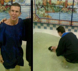 bautizandose